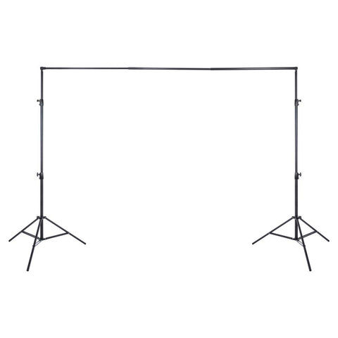 Premium Background Support w/ Telescopic Crosspole