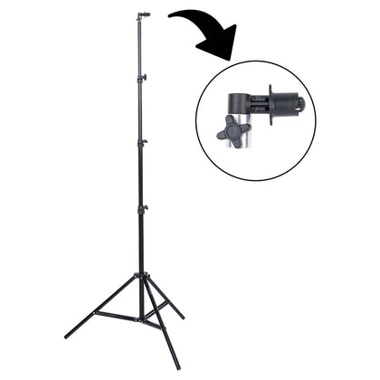 Pop-Up Background and Reflector Stand w/ Clip