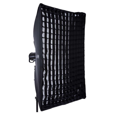 Foldable Softbox - Rectangle with Grid - 32 x 48""
