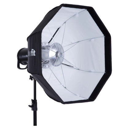 Foldable Beauty Dish with Grid - 26""