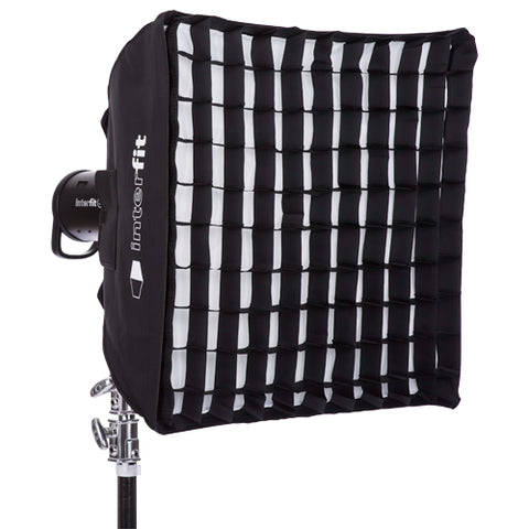 Softbox - Square with Grid - 24""