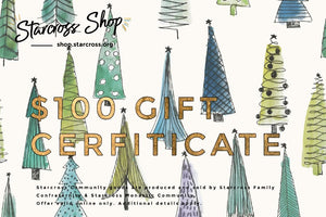 Christmas Trees: $100 Gift Certificate