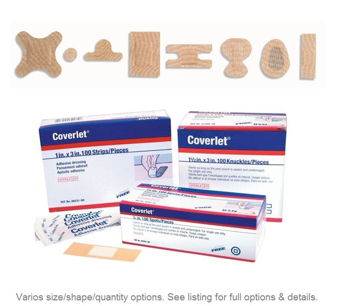 Wound Care and Trach Supplies