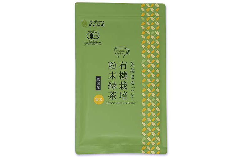 TB001 Japanese organic green tea powder Bonchien 100g