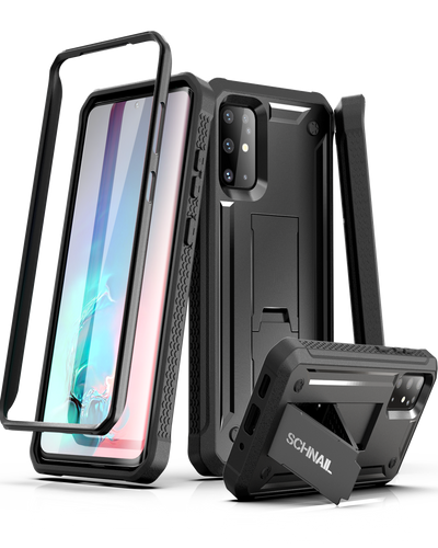 Titan Series For Samsung Galaxy S20 Plus  Case with Kickstand