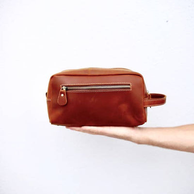 Travel Minibag (Leather)