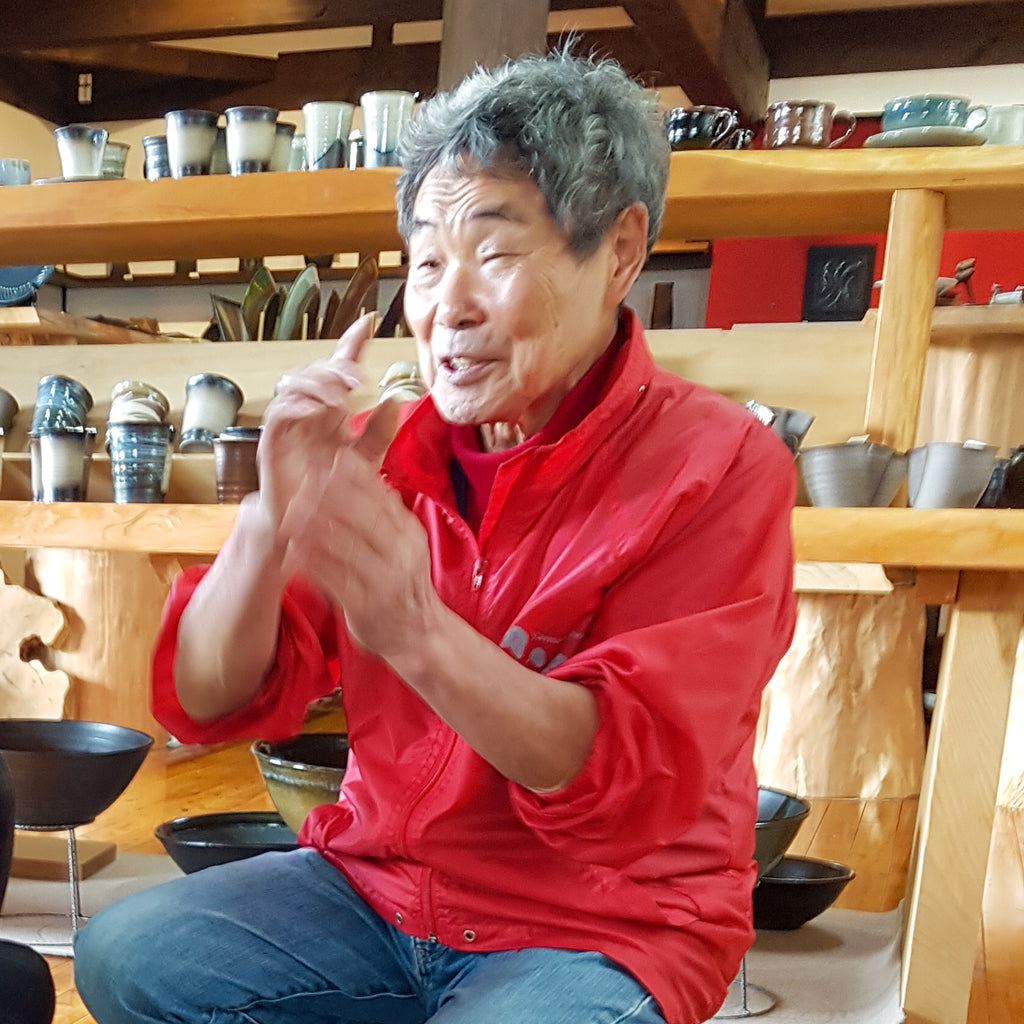 Meet the Maker: Kuninari Kiln