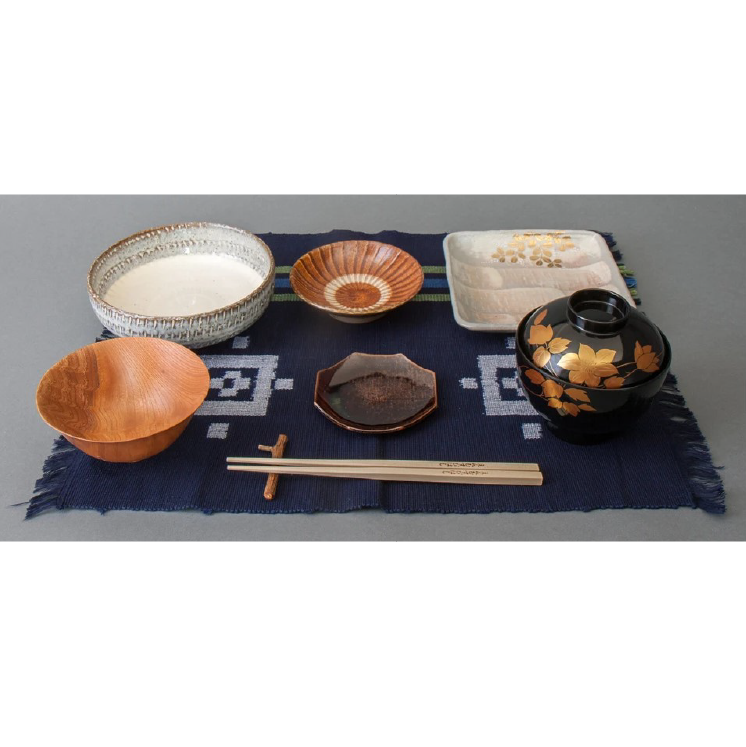 Traditional Japanese Tableware