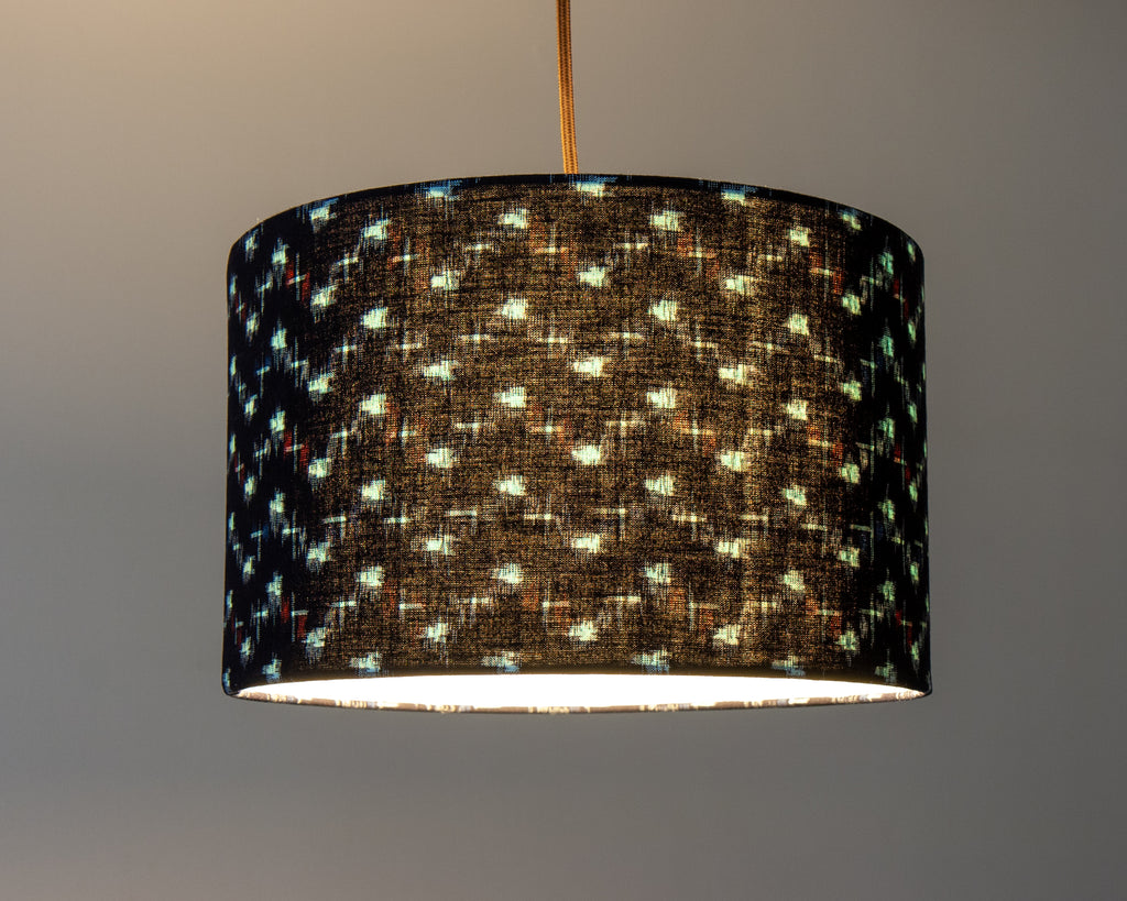 Japanese Cotton Pendant Lampshade