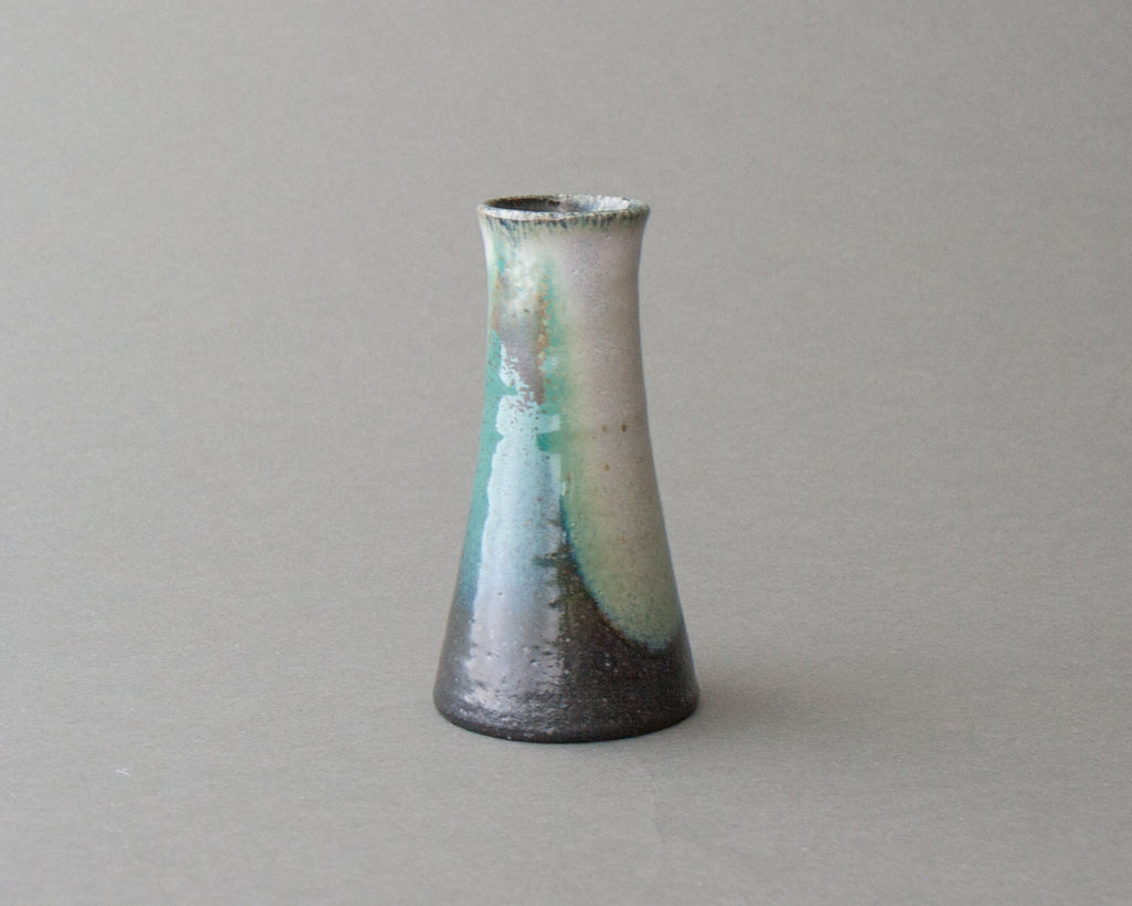 Mini Posy vase, Japanese ceramic | Sansho