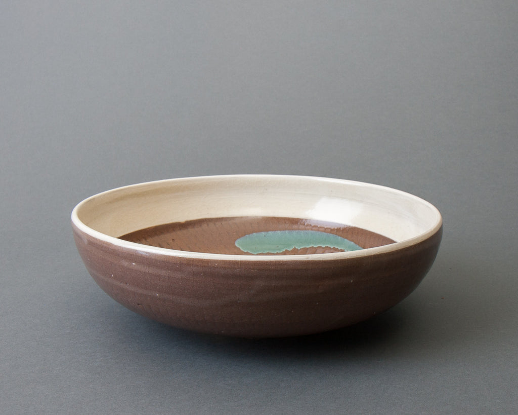Ameyu Fruit Bowl Handmade in Japan - Straight