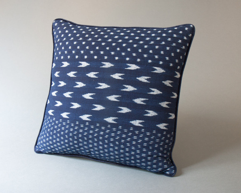 Japanese Indigo Multi Cushion Main