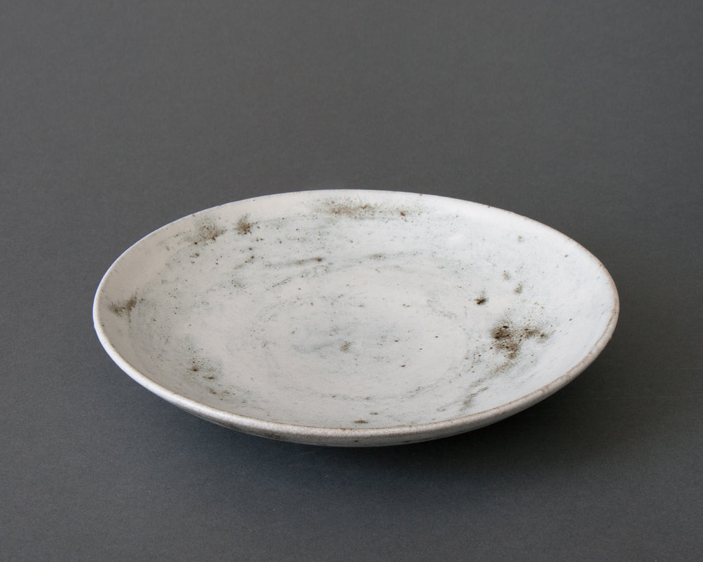 Donten Pasta Plate, hand-thrown stoneware - Side