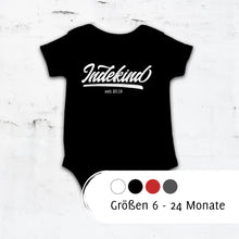 Laden Sie das Bild in den Galerie-Viewer, Baby Body Kurzarm Simple Logo