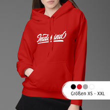 Laden Sie das Bild in den Galerie-Viewer, Hoodie Damen Simple Logo