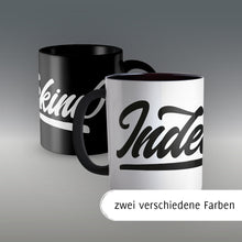 Laden Sie das Bild in den Galerie-Viewer, Tasse Simple Logo