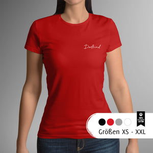Dorfkind T-Shirt (organic) Female (Stick)