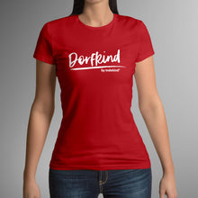 Laden Sie das Bild in den Galerie-Viewer, Dorfkind T-Shirt (organic) Damen by Indekind