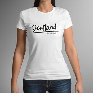 Dorfkind T-Shirt (organic) Damen by Indekind