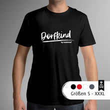 Laden Sie das Bild in den Galerie-Viewer, Dorfkind T-Shirt (organic) Herren by Indekind