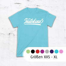 Laden Sie das Bild in den Galerie-Viewer, Kinder T-Shirt Simple Logo
