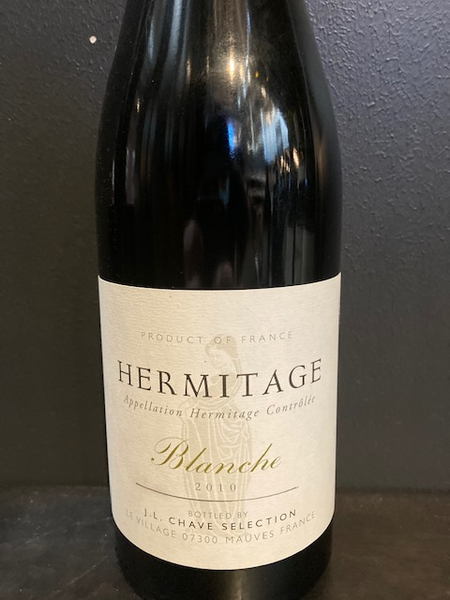 2010 J.L. Chave Selections Hermitage Blanche