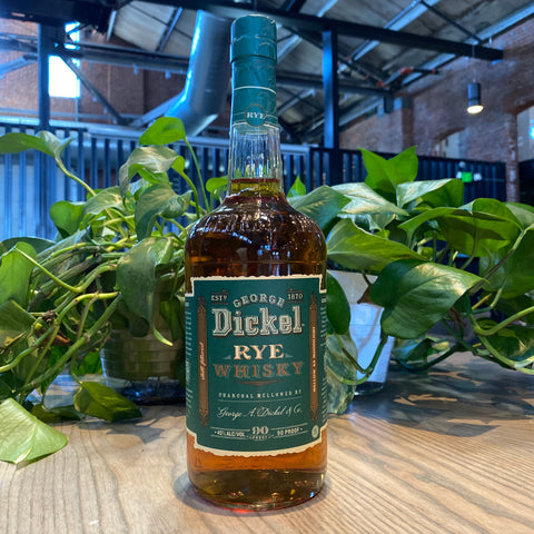 George Dickel Rye Whiskey 1L