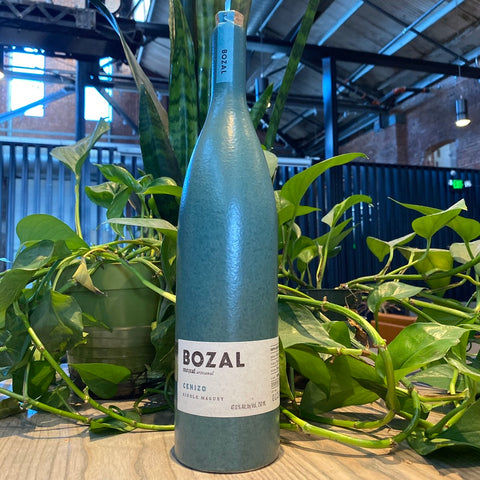 Bozal Cenizo Single Maguey Mezcal