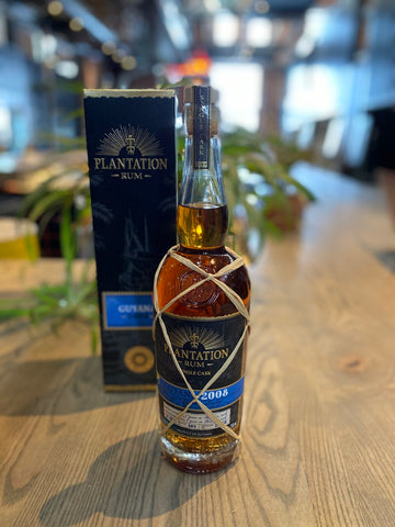 Plantation Single Cask Guyana 2008