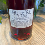 2019 Monte Rio Cellars Mission