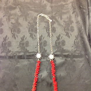 Primary Photo - BRAND: TALBOTS STYLE: NECKLACE COLOR: RED SKU: 297-29783-2447
