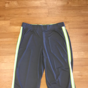 Primary Photo - BRAND: MADE FOR LIFE STYLE: ATHLETIC CAPRIS COLOR: GREY SIZE: 1X SKU: 297-29711-26524