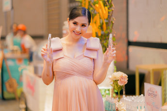 Souvenir Buffet at Mariel Rodriguez-Padilla's Cute Gender Reveal Party!