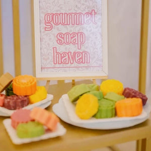 Shampoo and Conditioner Bar Haven for 100pax