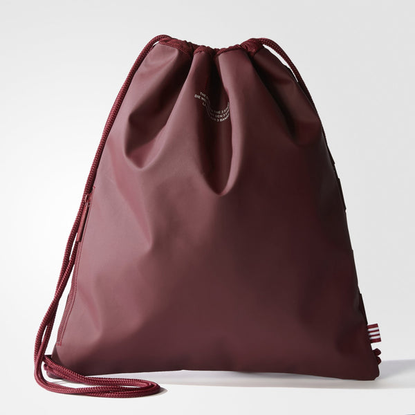 Adidas 3D Bucket Gym Sack - Burgundy - Roundeworld