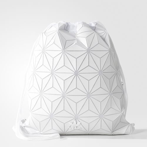 Adidas 3D Bucket Gym Sack - White - Roundeworld