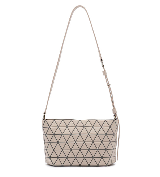 Crystal Crossbody (Matte) - Beige - Roundeworld