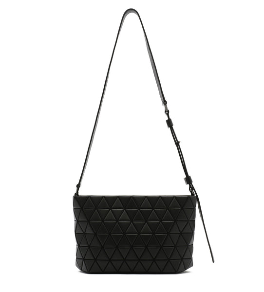 Crystal Crossbody (Matte) - Black - Roundeworld