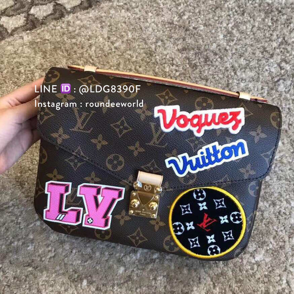 **Limited Edition** LV Pochette Metis - Roundeworld
