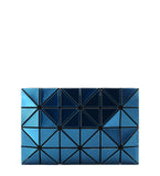 Lucent Metallic Clutch - Blue