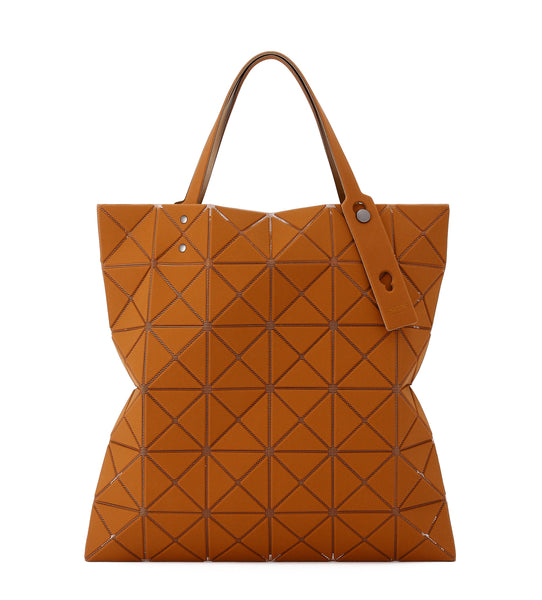 Lucent Nubuck Tote - Camel