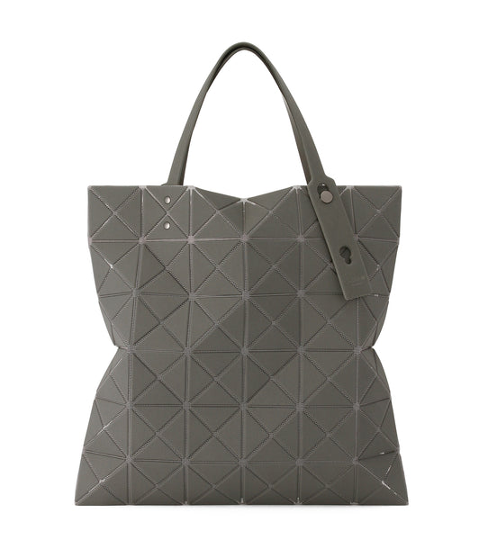 Lucent Nubuck Tote - Grey