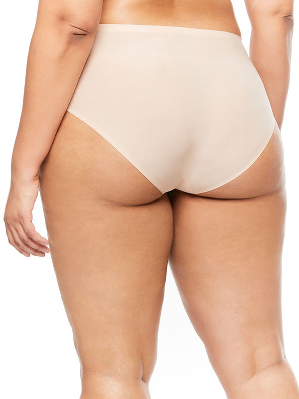 Chantelle Soft Stretch Plus Size Full Brief-1137