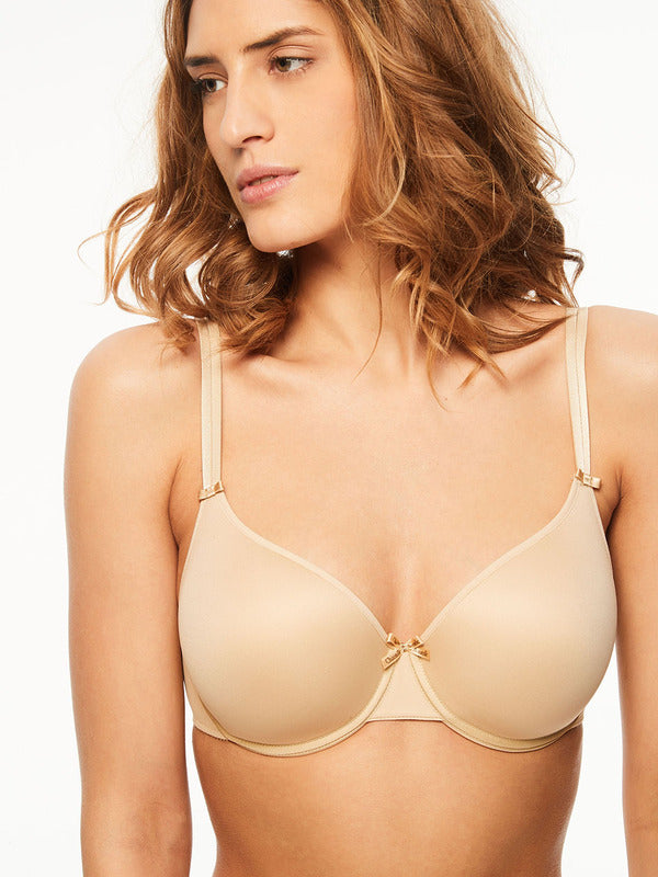 Chantelle Basic Invisible Bra, the ideal everyday T-shirt bra