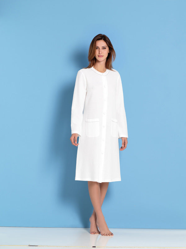 Linclalor Button Robe