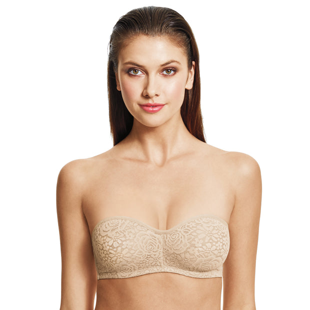 Wacoal Halo Lace Strapless - 854205