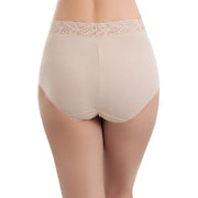 Wacoal Cotton Suede Brief -875235
