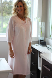 Shadowline Short Sleeve Short Nightgown