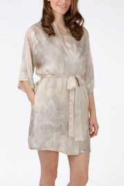 Christine Winter Solstice Silk Robe