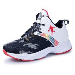 Men Basketball Shoes Fluorescent Sneakers Women Outdoor Non-Slip Sports Shoes Basketball Boots Basket Homme